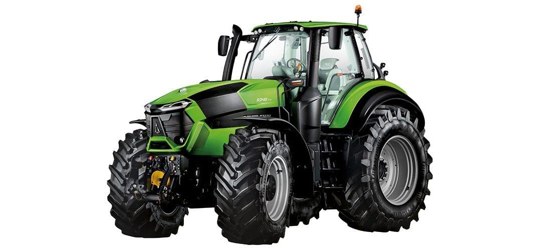 Deutz-Fahr traktorer 9-serien