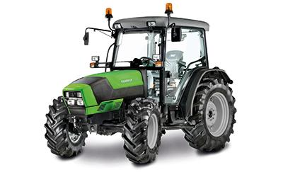 Deutz-Fahr traktorer 5D-serien