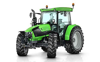 Deutz-Fahr traktorer 5G-serien