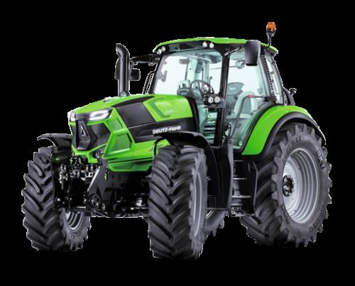 Deutz-Fahr traktorer, 6 serien