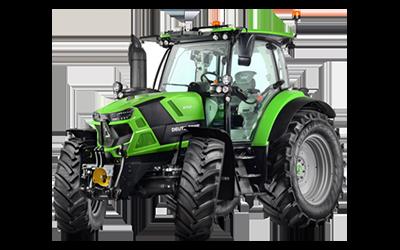 Deutz-Fahr traktorer 6E-Class