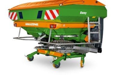 Amazone ZA-V gödselspridare