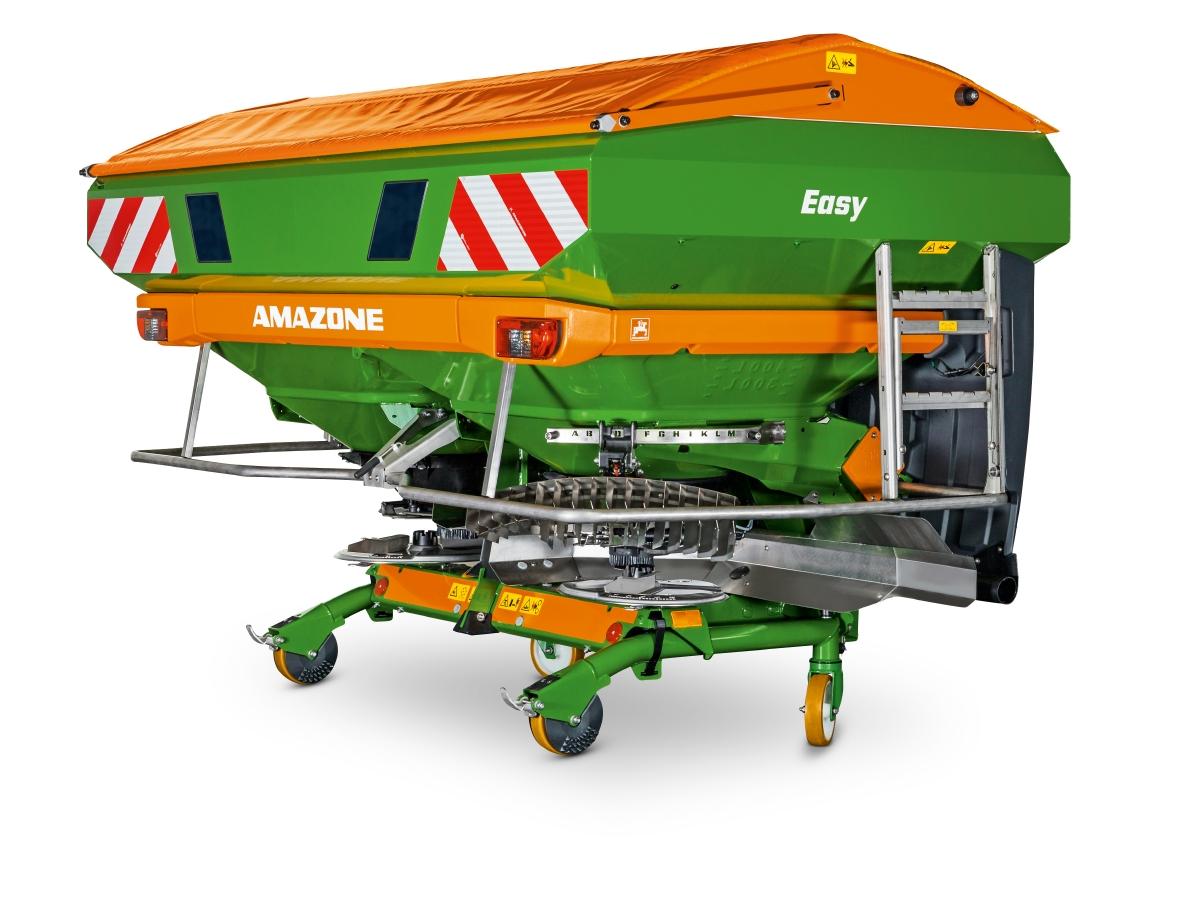 Amazone ZA-V en modern gödselspridare