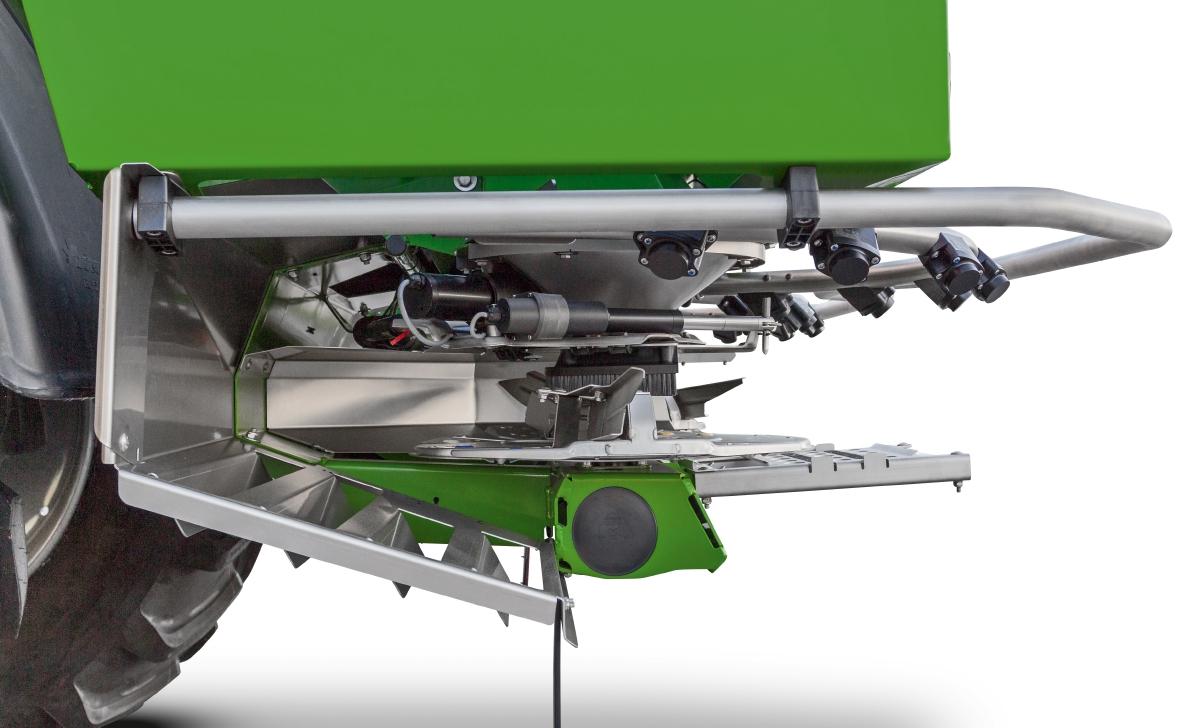 Amazone ZG-TS  är en kraftig bulkspridare