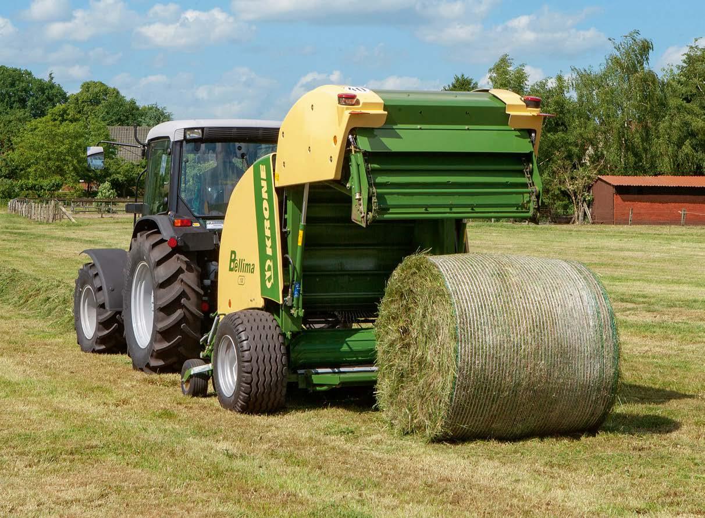 För att lantbrukaren ska kunna leverera högsta kvalitet på sina produkter är en av förutsättningarna att djuren får ett näringsrikt och rent foder.