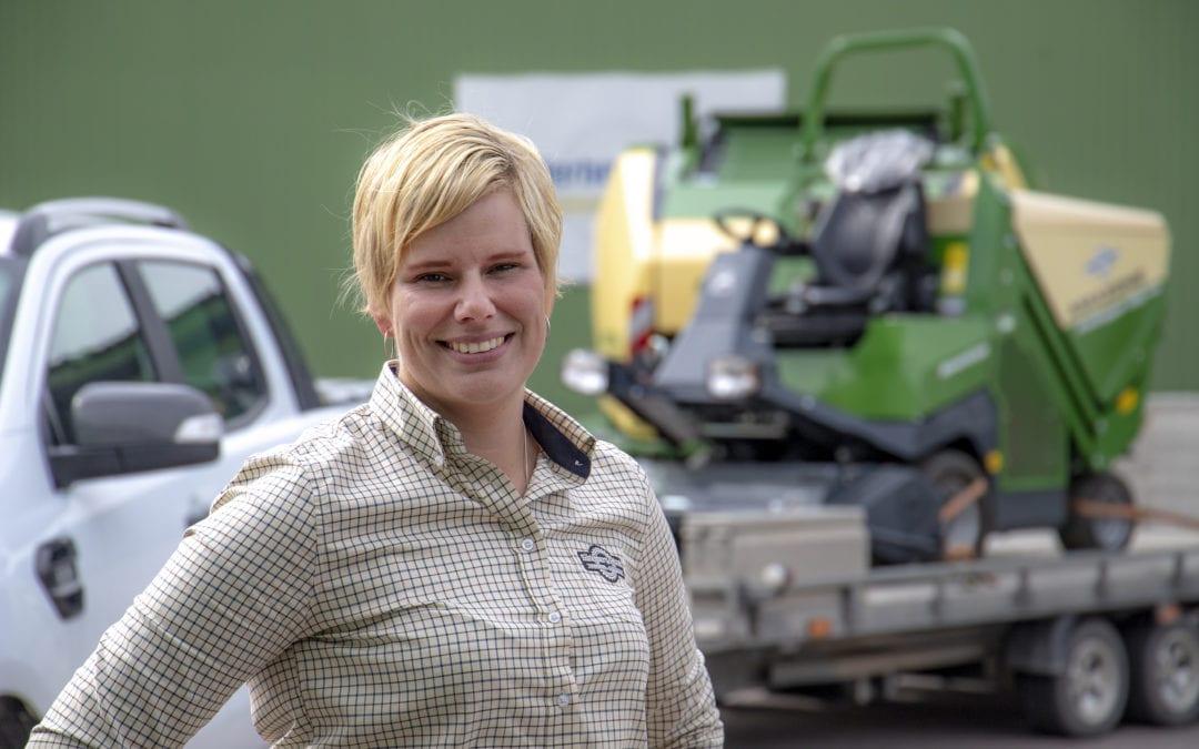 Nina Wisells fokus: Maskiner som underlättar