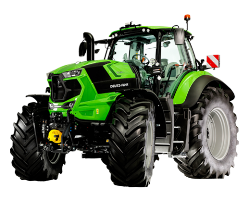 Deutz-Fahr traktorer 7 serien - hög prestanda, maximal produktivitet och avancerade teknologi