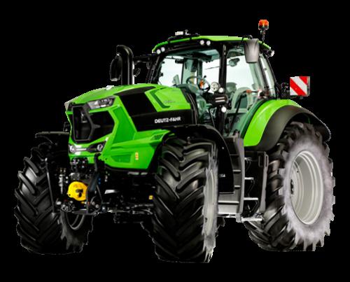 Deutz-Fahr traktorer 8-serien