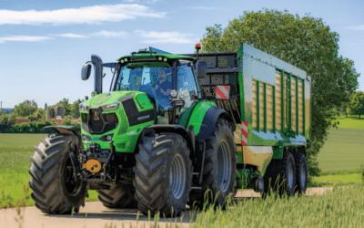 Söderberg & Haak stärker organisation runt varumärket Deutz-Fahr