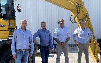Samarbetet mellan Maskin Väst och Söderberg & Haak återupptas